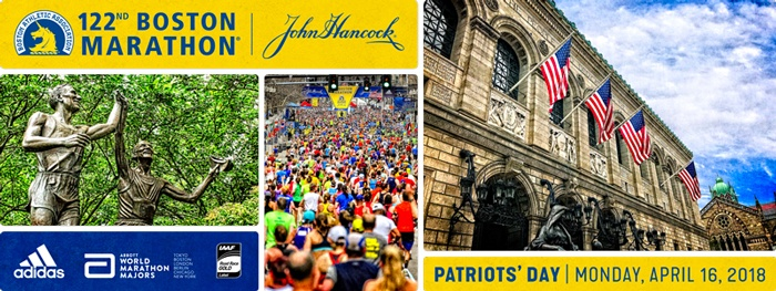 2018 Boston Marathon
